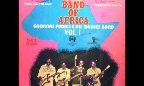 Early Music of a Great African Salsero