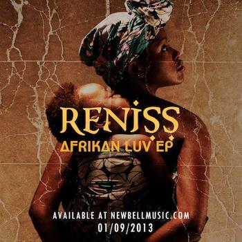 Reniss – Afrikan Luv EP