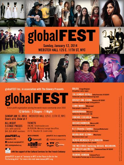 globalFEST 2014